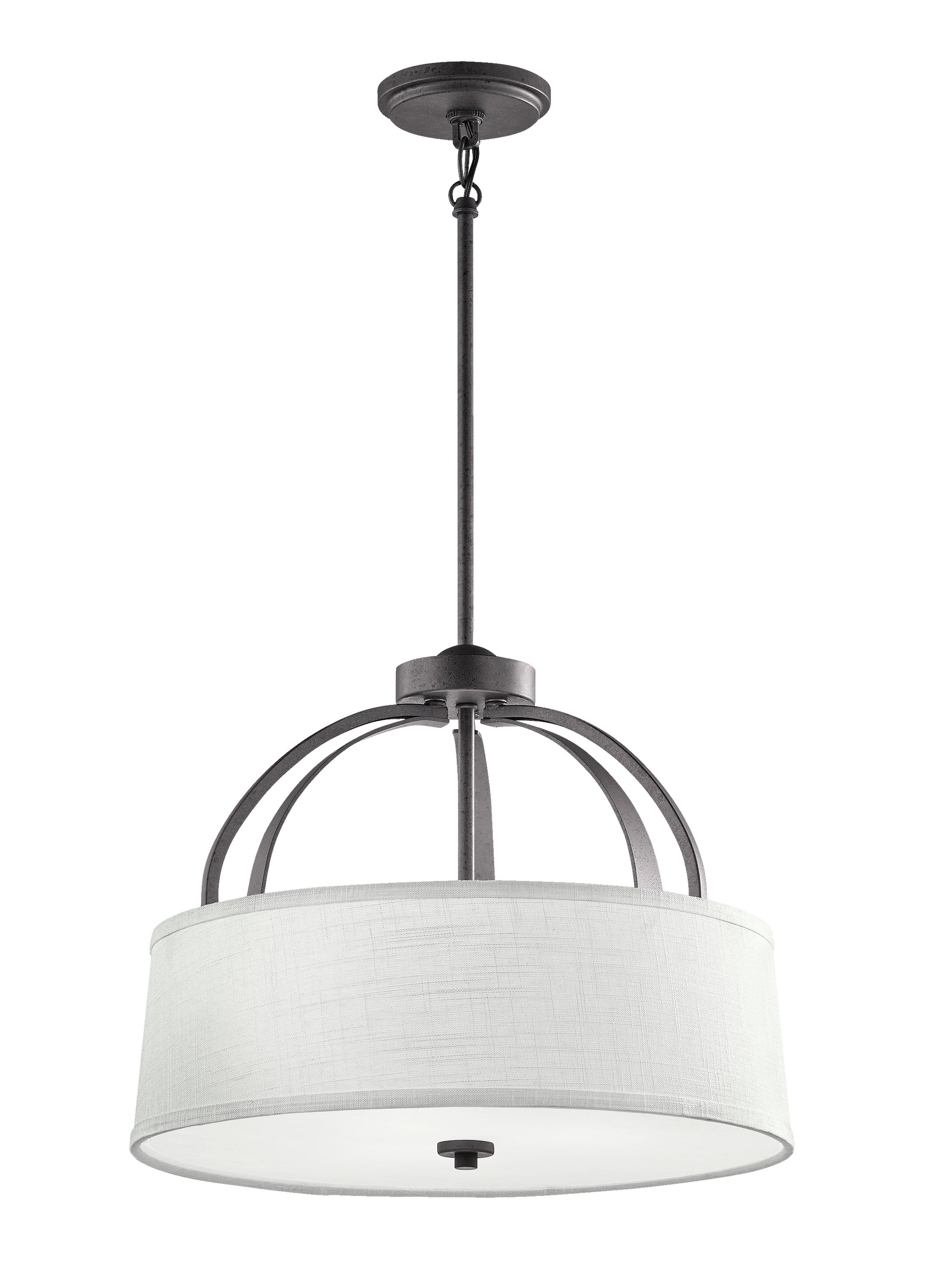 Famous Montes 3 Light Drum Chandeliers For Mullican 3 Light Drum Chandelier (Gallery 17 of 20)