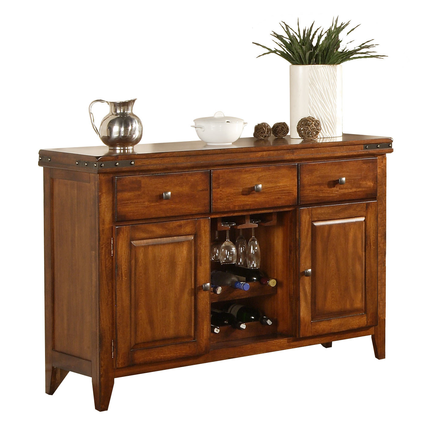 Famous Nashoba Sideboards Intended For Farmhouse & Rustic Loon Peak Sideboards & Buffets (View 10 of 20)