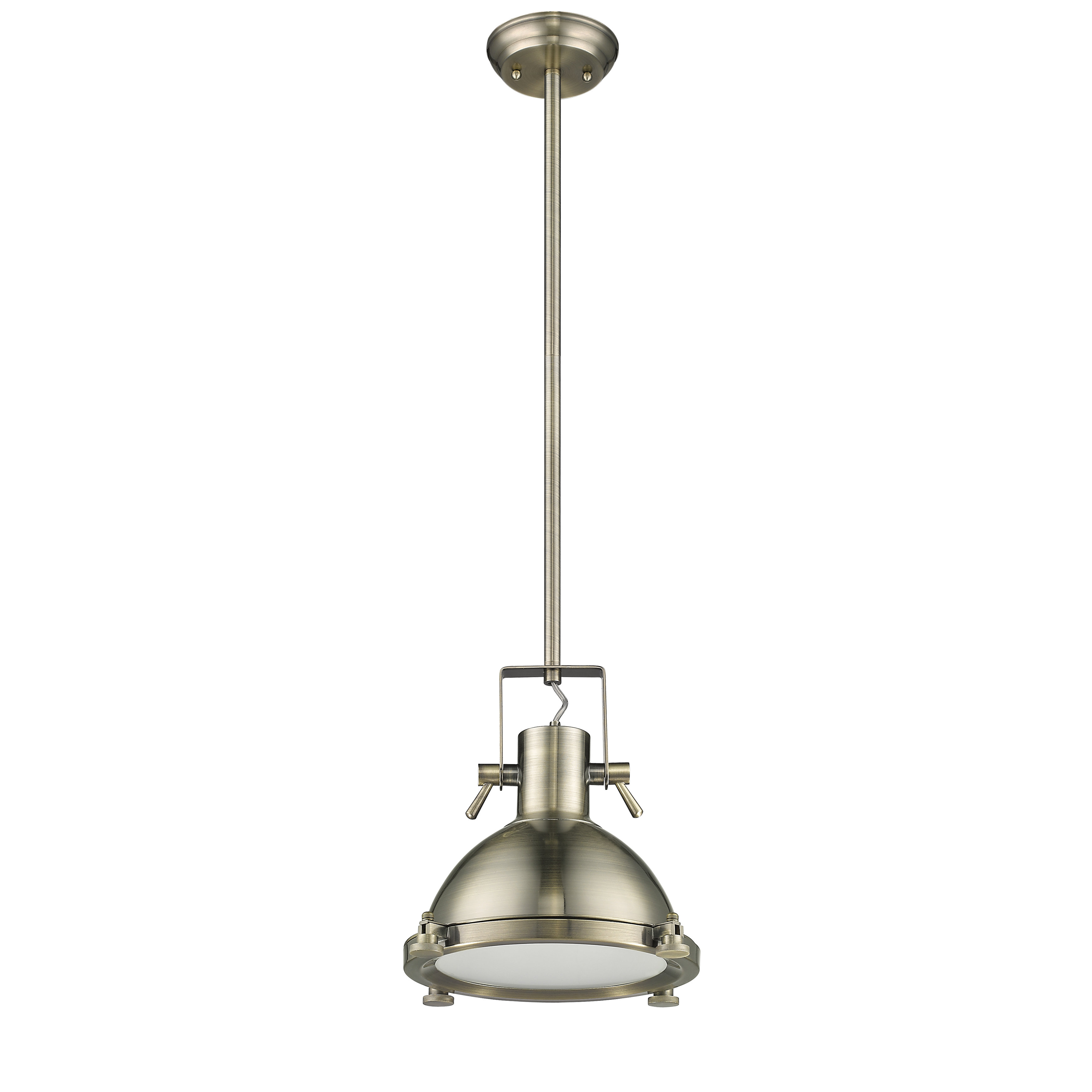 Famous Nolan 1 Light Bell Pendant With Nolan 1 Light Single Cylinder Pendants (View 4 of 20)
