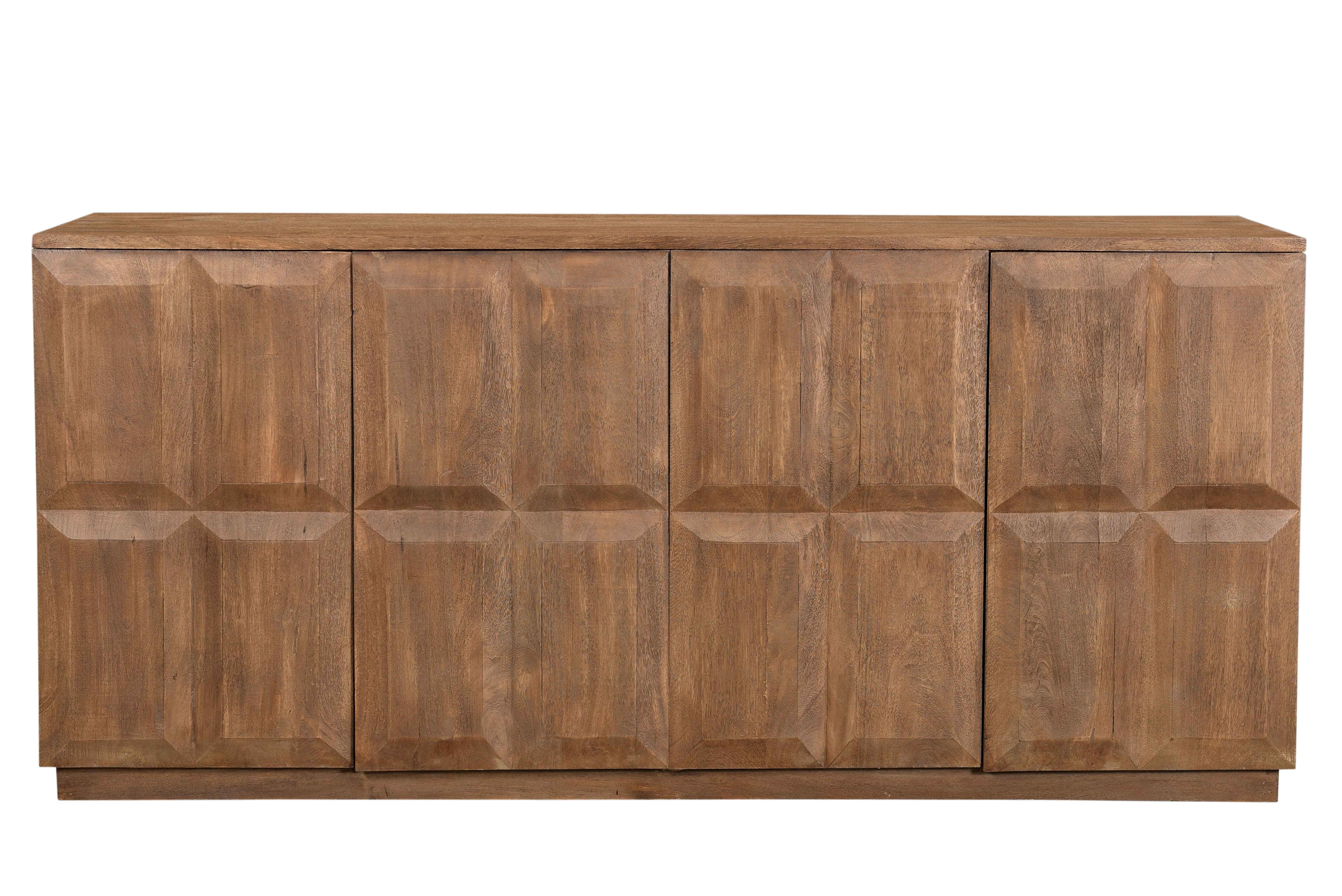 Famous Sideboards By Foundry Select Intended For Bracamonte Sideboard (View 7 of 20)