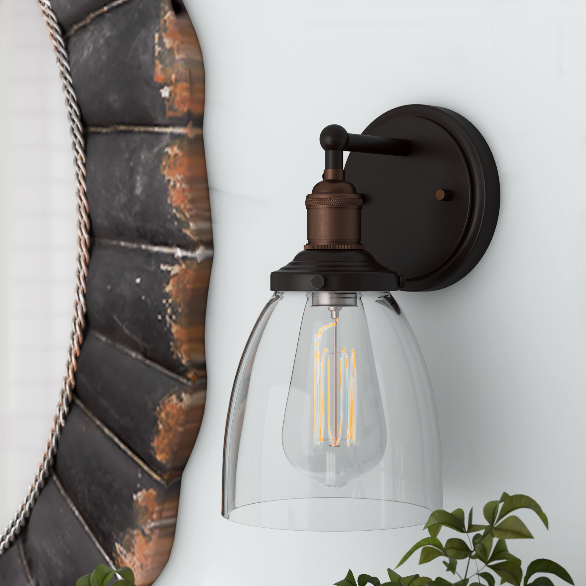 Famous Wrought Studio Moyer 1 Light Single Cylinder Pendant With Moyer 1 Light Single Cylinder Pendants (View 3 of 20)