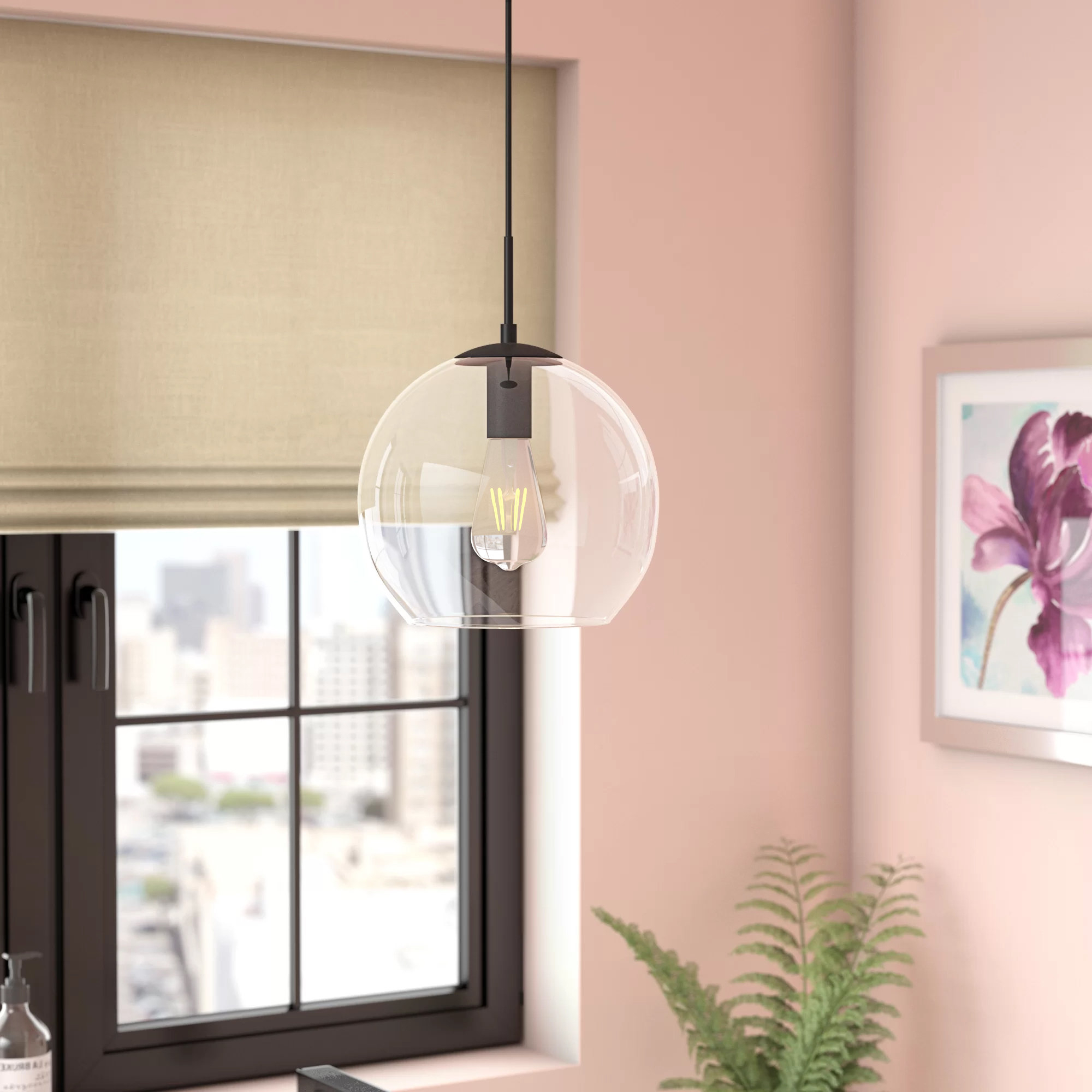 Fashionable 12 Inch Pendant Light (Gallery 9 of 20)