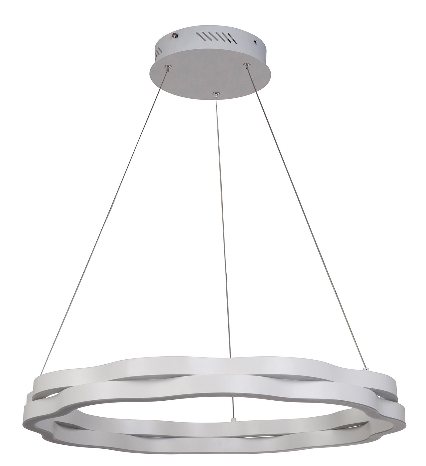 Fashionable Belgica 1 Light Led Geometric Pendant Within Callington 1 Light Led Single Geometric Pendants (View 10 of 20)