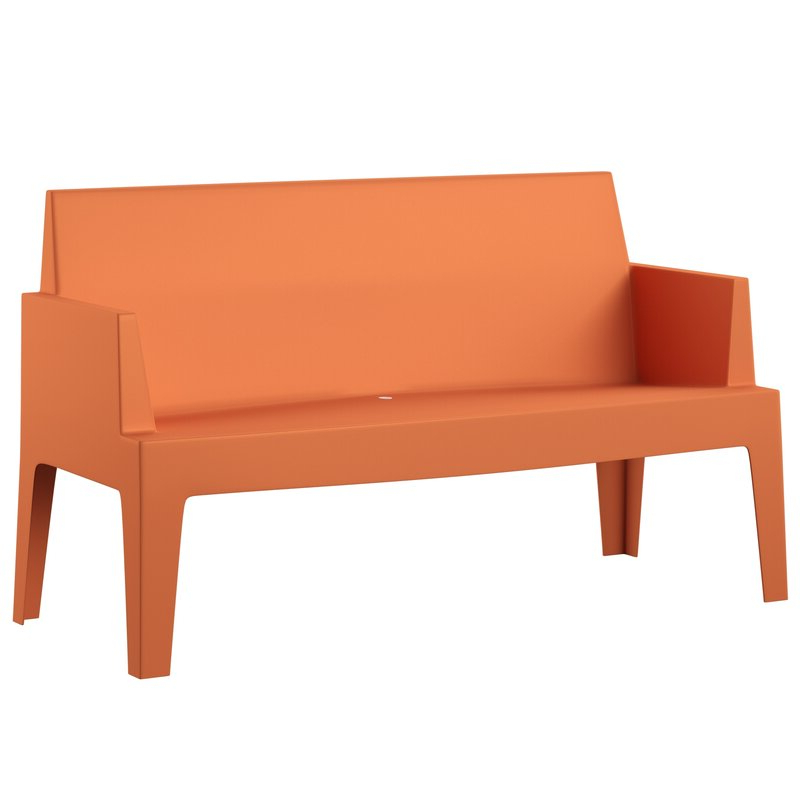 Fashionable Bence Plastic Outdoor Garden Benches Pertaining To Bence Plastic Outdoor Garden Bench (View 2 of 20)