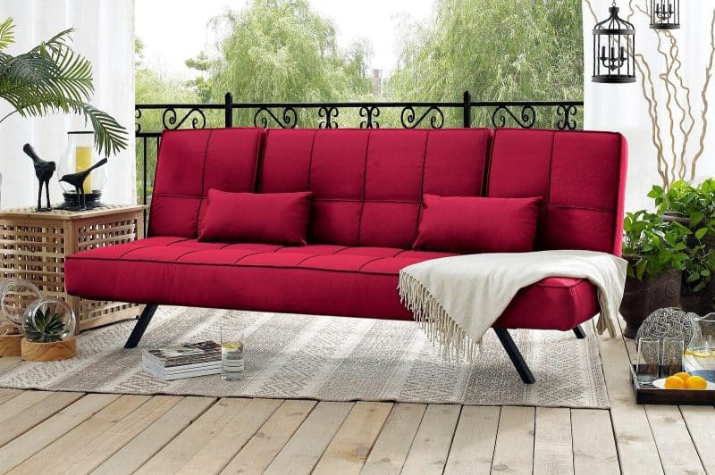 Fashionable Corentin Patio Sofas Regarding 27 Patio Sofa Ideas Perfect To Entertain Or Relax In Your (Gallery 19 of 20)