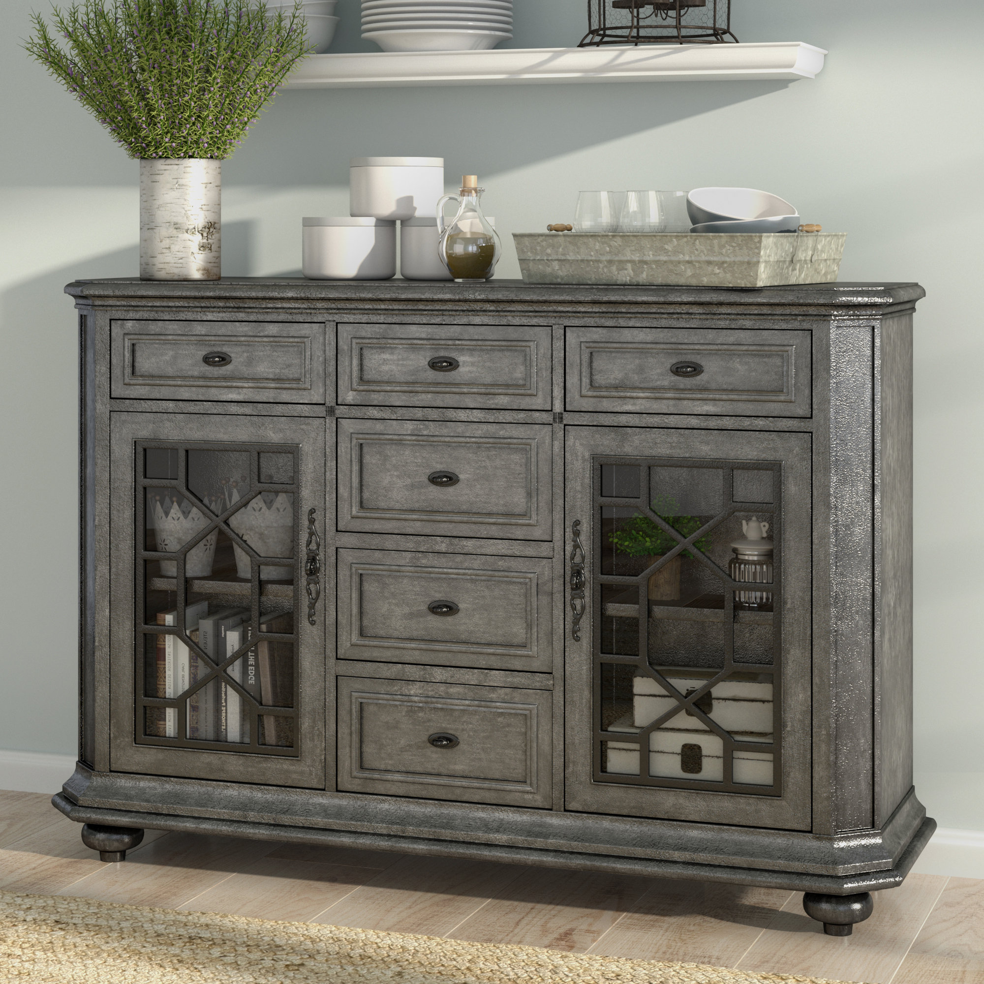 Fashionable Kratz Sideboard For Chicoree Charlena Sideboards (View 3 of 20)
