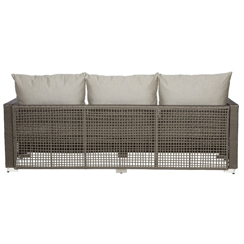 Fashionable Mcmanis Patio Sofa With Cushions In Mcmanis Patio Sofas With Cushion (Gallery 5 of 20)