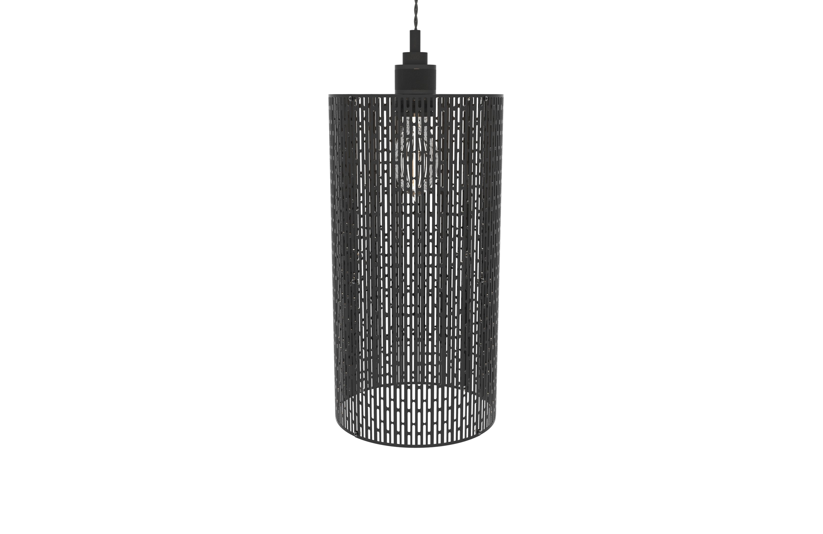 Fashionable Schutt 1 Light Cylinder Pendants With Titus 1 Light Cylinder Pendant (View 6 of 20)