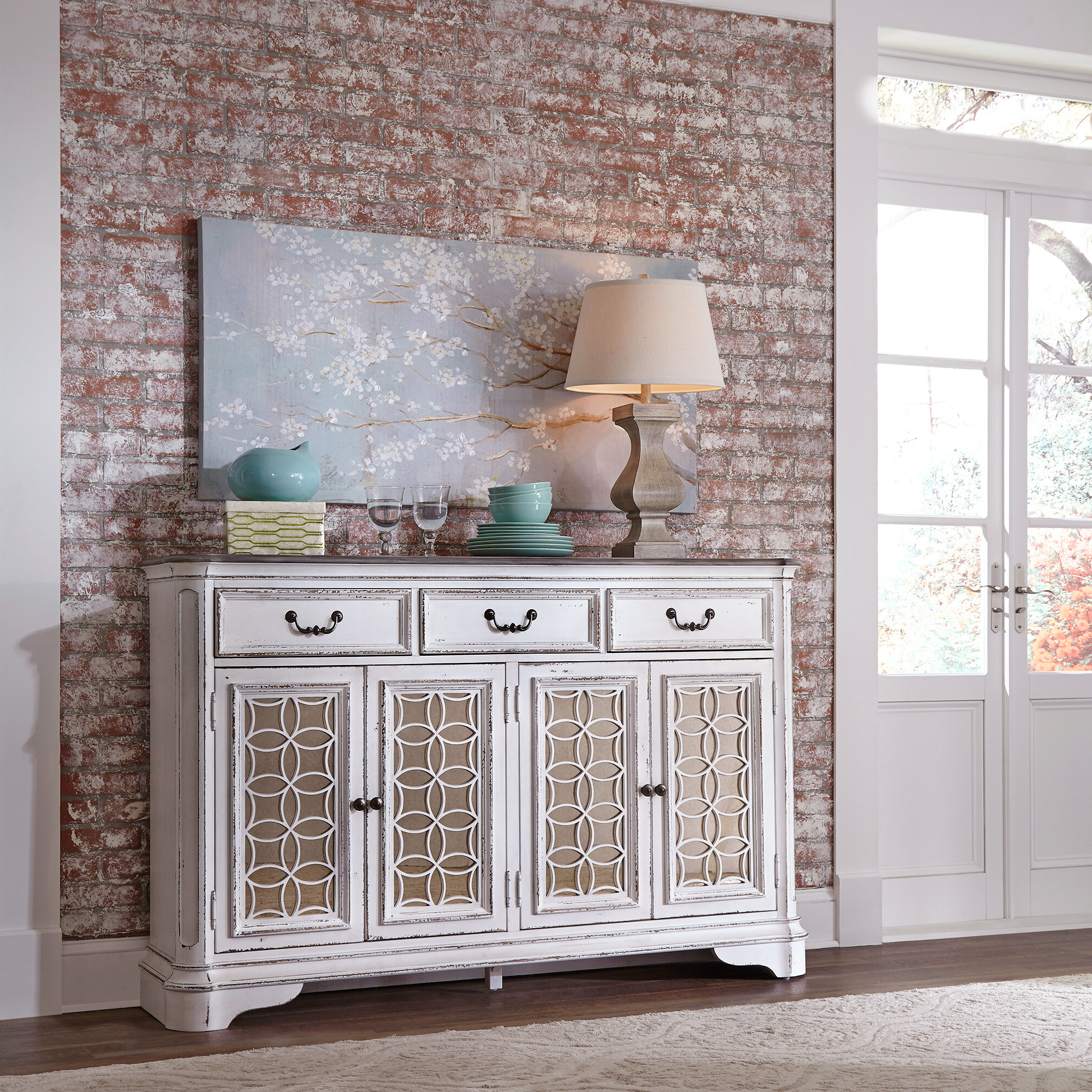 Fashionable Tiphaine Sideboard With Regard To Tiphaine Sideboards (View 3 of 20)