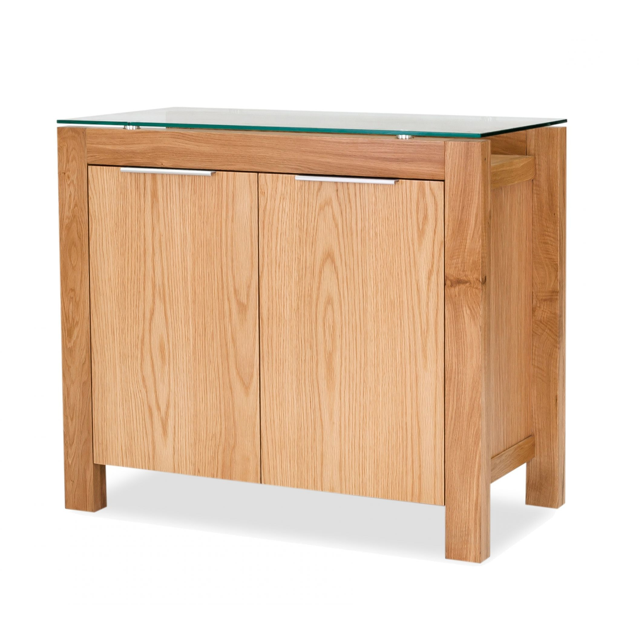 Fashionable Tribeca Oak Sideboard For Tribeca Sideboards (View 2 of 20)
