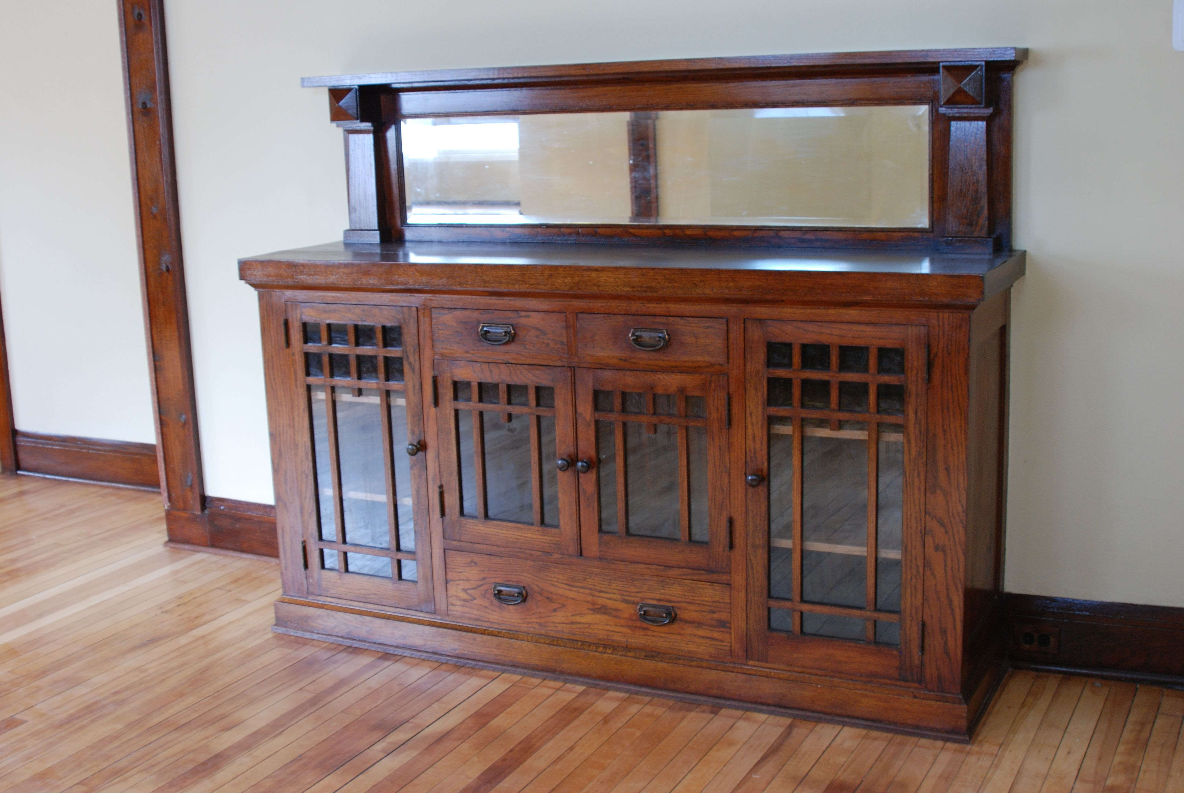 Favorite 1920S Built In Buffet Hardware – Google Search (Gallery 7 of 20)