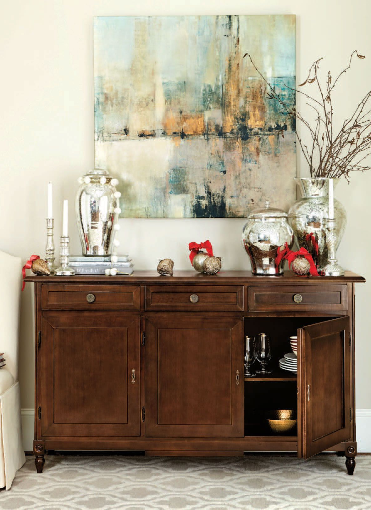 Favorite A Sideboard Is A Necessity In A Dining Room, And We Love The Regarding Whitten Sideboards (View 4 of 20)