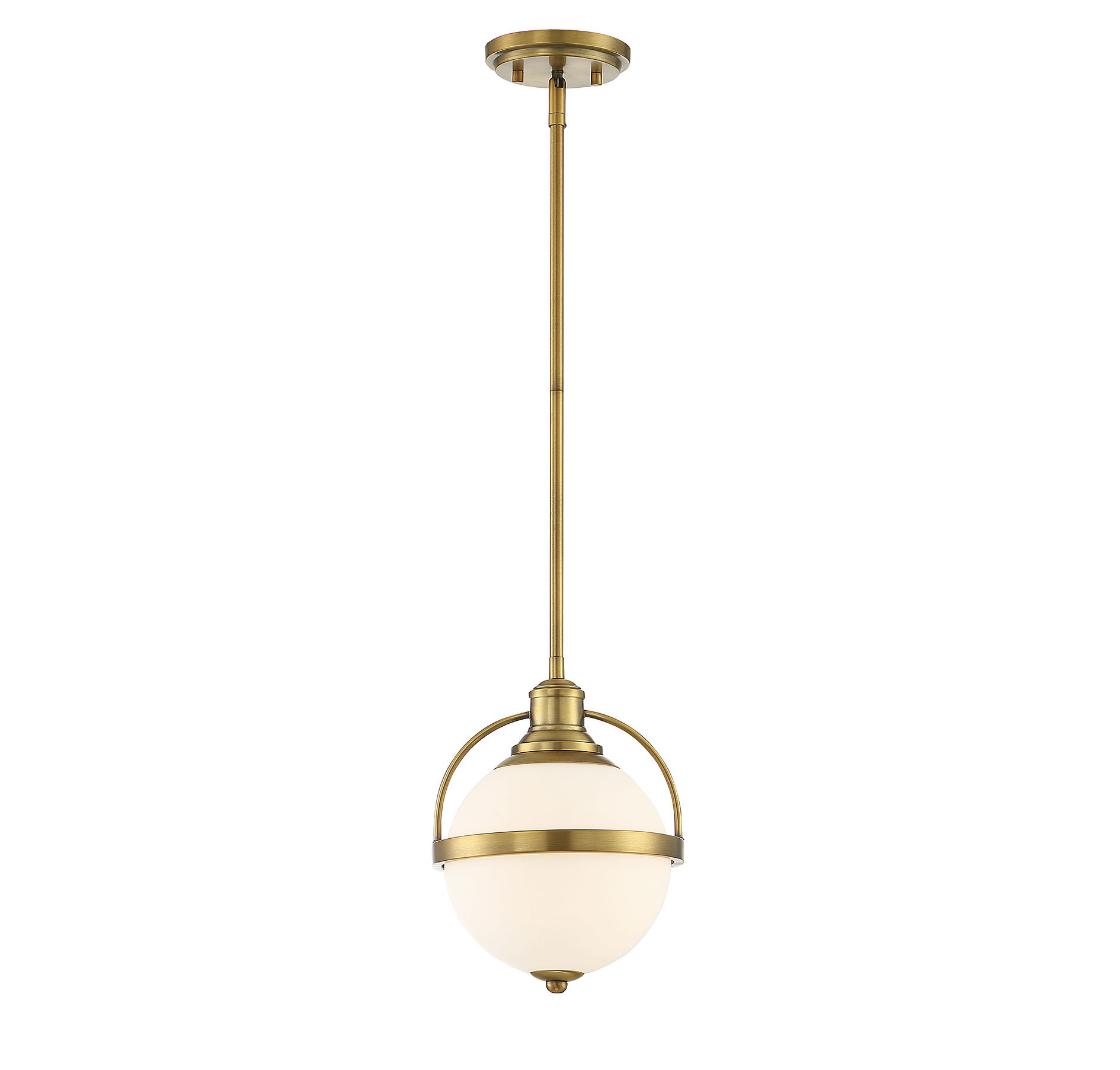 Favorite Bautista 1 Light Single Globe Pendants Throughout Courtland 1 Light Single Globe Pendant (View 14 of 20)