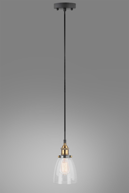 Favorite Bundaberg 1 Light Single Bell Pendant In Finlayson Iron Gate 1 Light Single Bell Pendants (View 3 of 20)