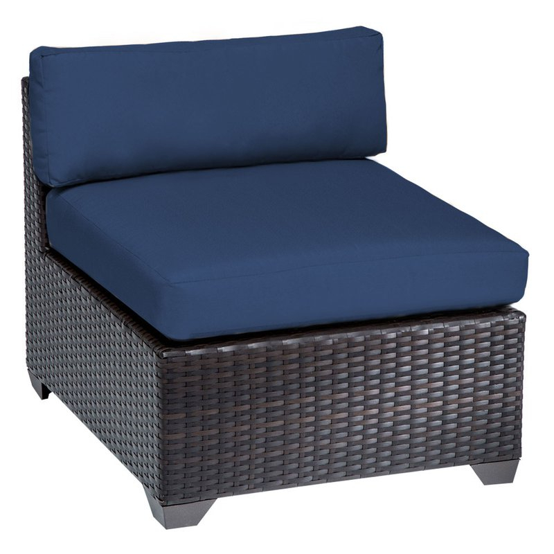 Favorite Camak Patio Sofas With Cushions In Camak Patio Chair With Cushions (View 7 of 20)
