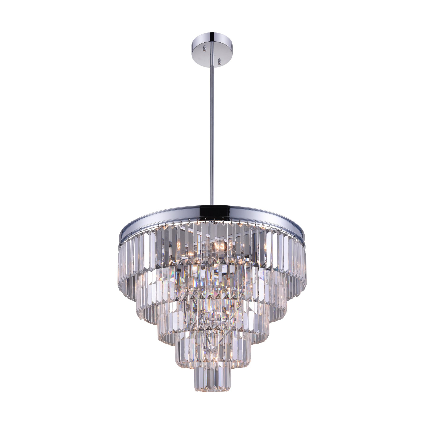 Favorite Cwi Lighting Weiss 9969P Chandelier (View 3 of 20)