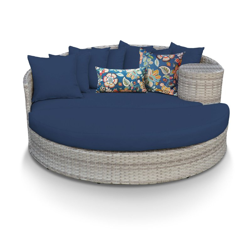Favorite Falmouth Patio Daybeds With Cushions Inside Falmouth Patio Daybed With Cushions (View 3 of 20)