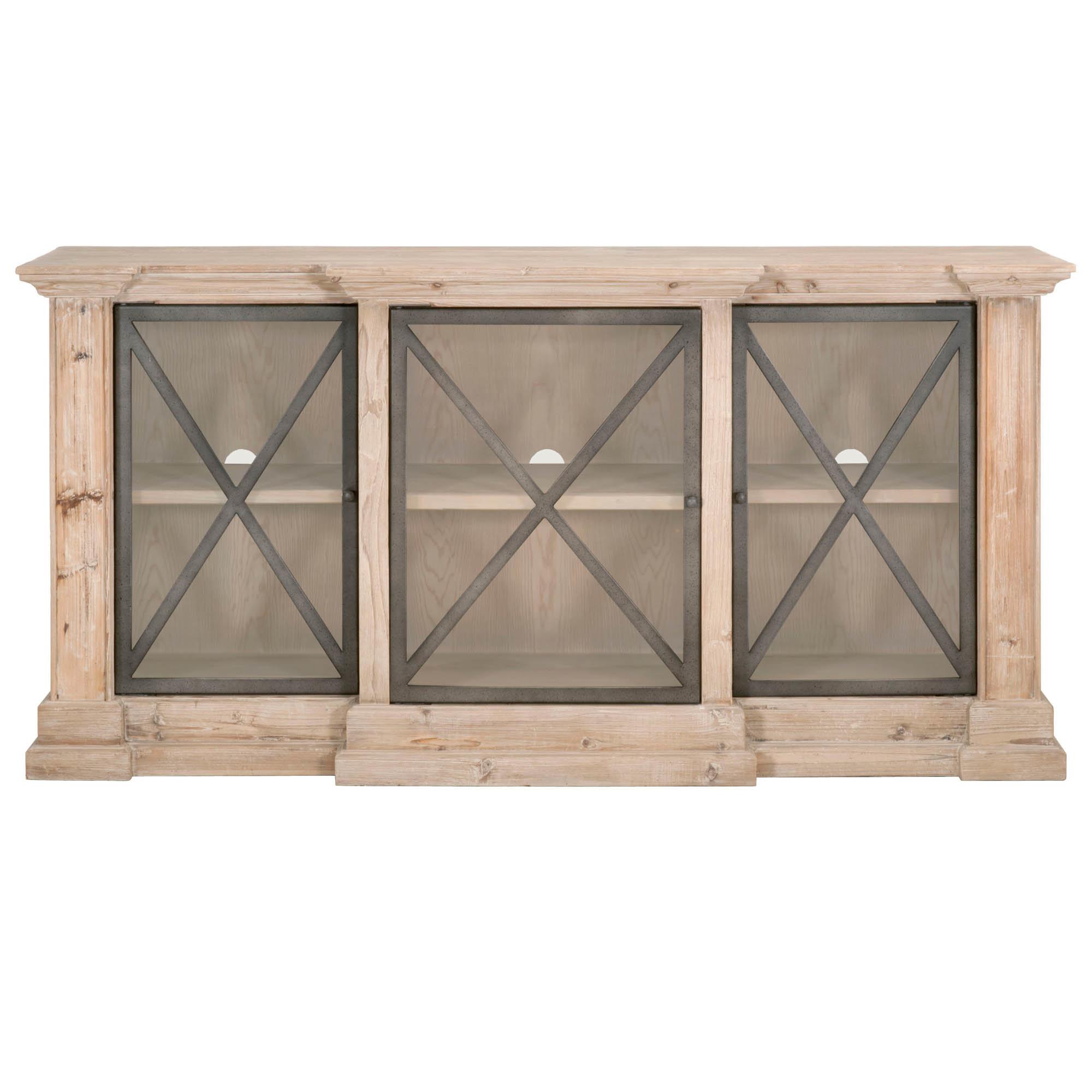 Favorite Filkins Sideboards Pertaining To Zelie Media Sideboard (Gallery 7 of 20)