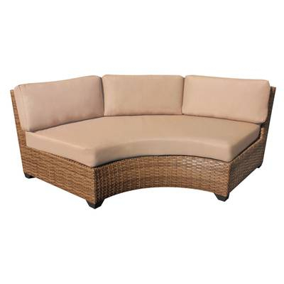 Favorite Griswold Patio Sectional With Cushions Throughout Wrobel Patio Sectionals With Cushion (View 16 of 20)