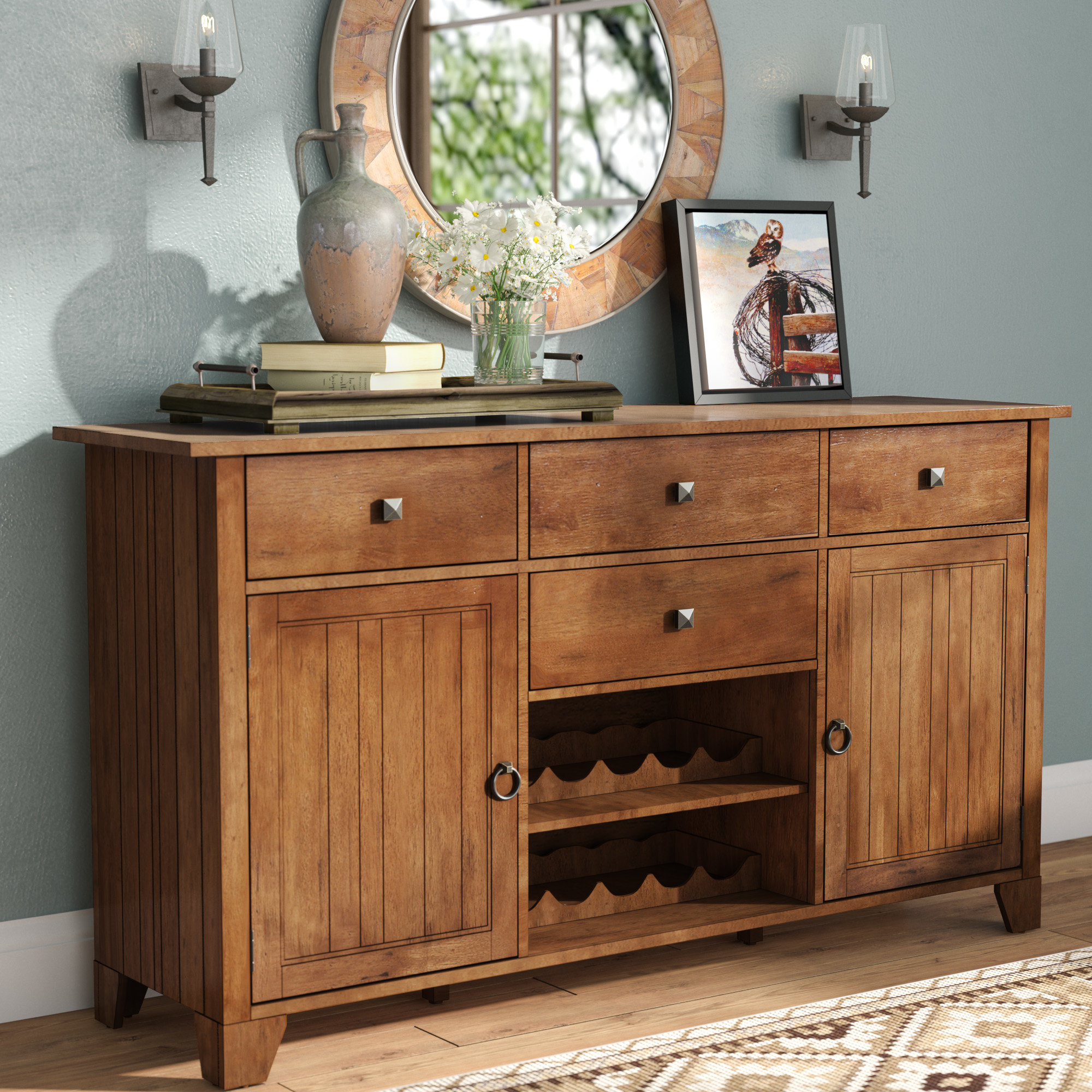 Favorite Nashoba Sideboards Throughout Birchley Sideboard (View 3 of 20)