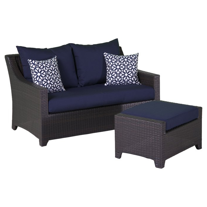 Favorite Northridge Loveseats With Cushions In Northridge Loveseat With Cushions (View 3 of 20)