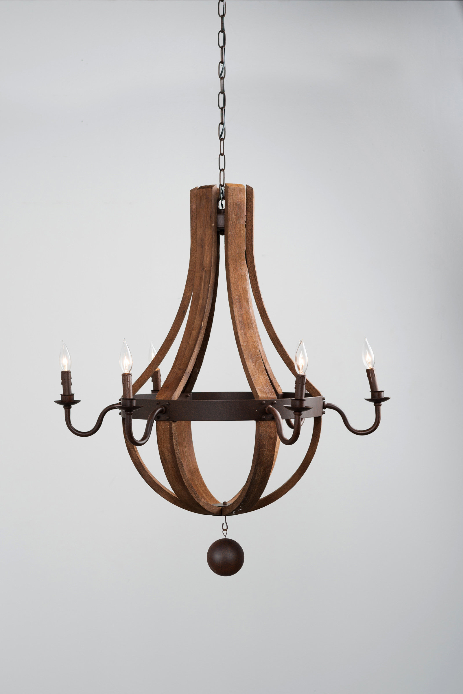 Favorite Phifer 6 Light Empire Chandeliers Inside Greenmeadow 6 Light Empire Chandelier (Gallery 11 of 20)