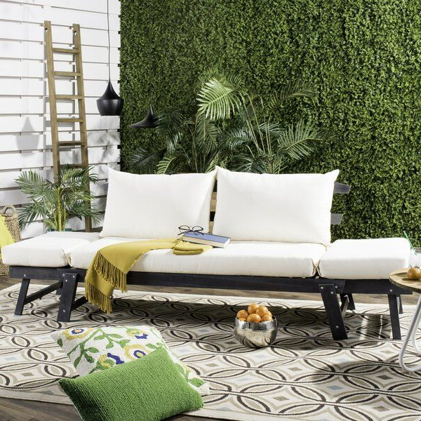 Favorite Whitely Patio Daybed With Cushions (Gallery 4 of 20)