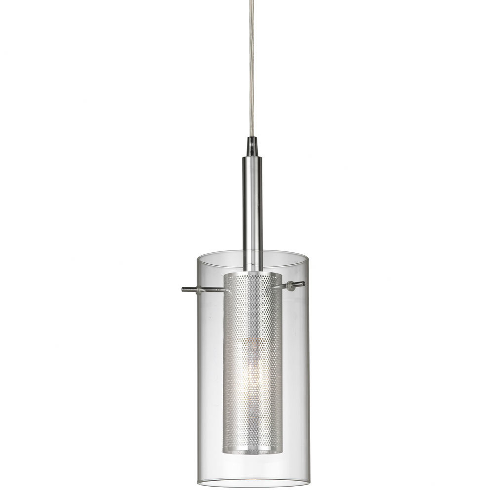 Fennia 1 Light Cylinder Pendant Intended For Famous Fennia 1 Light Single Cylinder Pendants (Gallery 3 of 20)