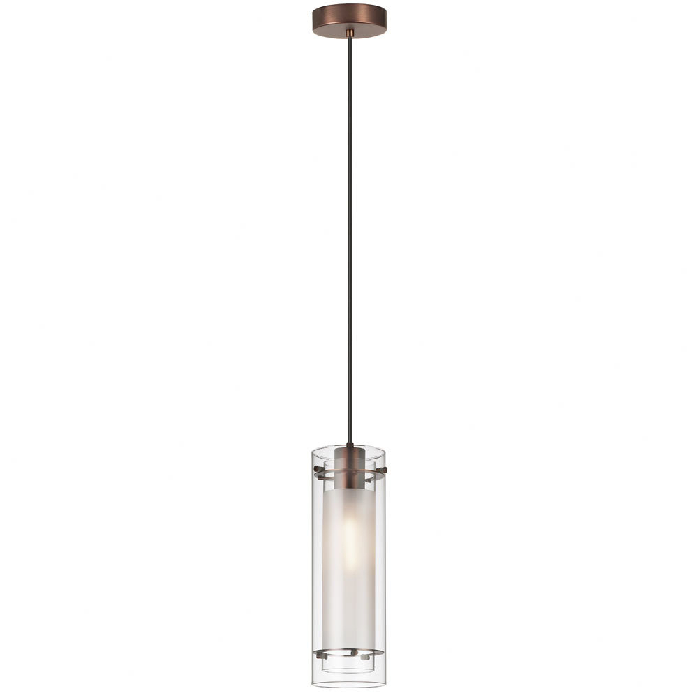 Fennia 1 Light Cylinder Pendant With Regard To Most Popular Bainbridge 1 Light Single Cylinder Pendants (View 12 of 20)