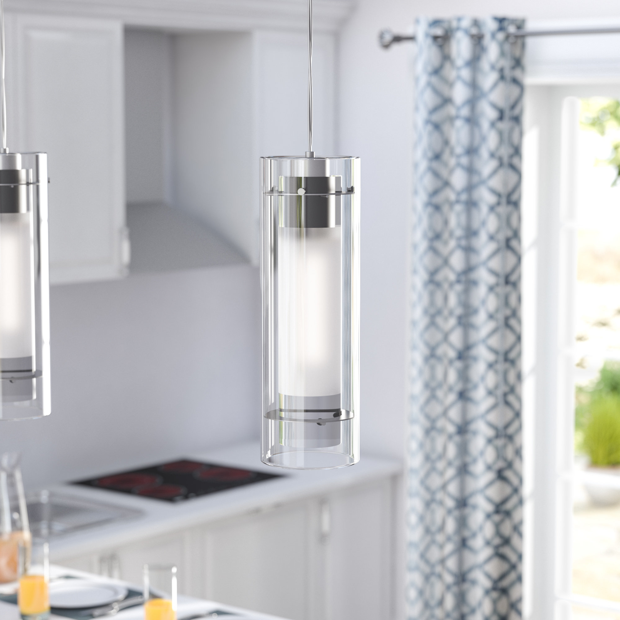 Fennia 1 Light Single Cylinder Pendants Regarding Preferred Emerson 1 Light Single Cylinder Pendant (View 8 of 20)