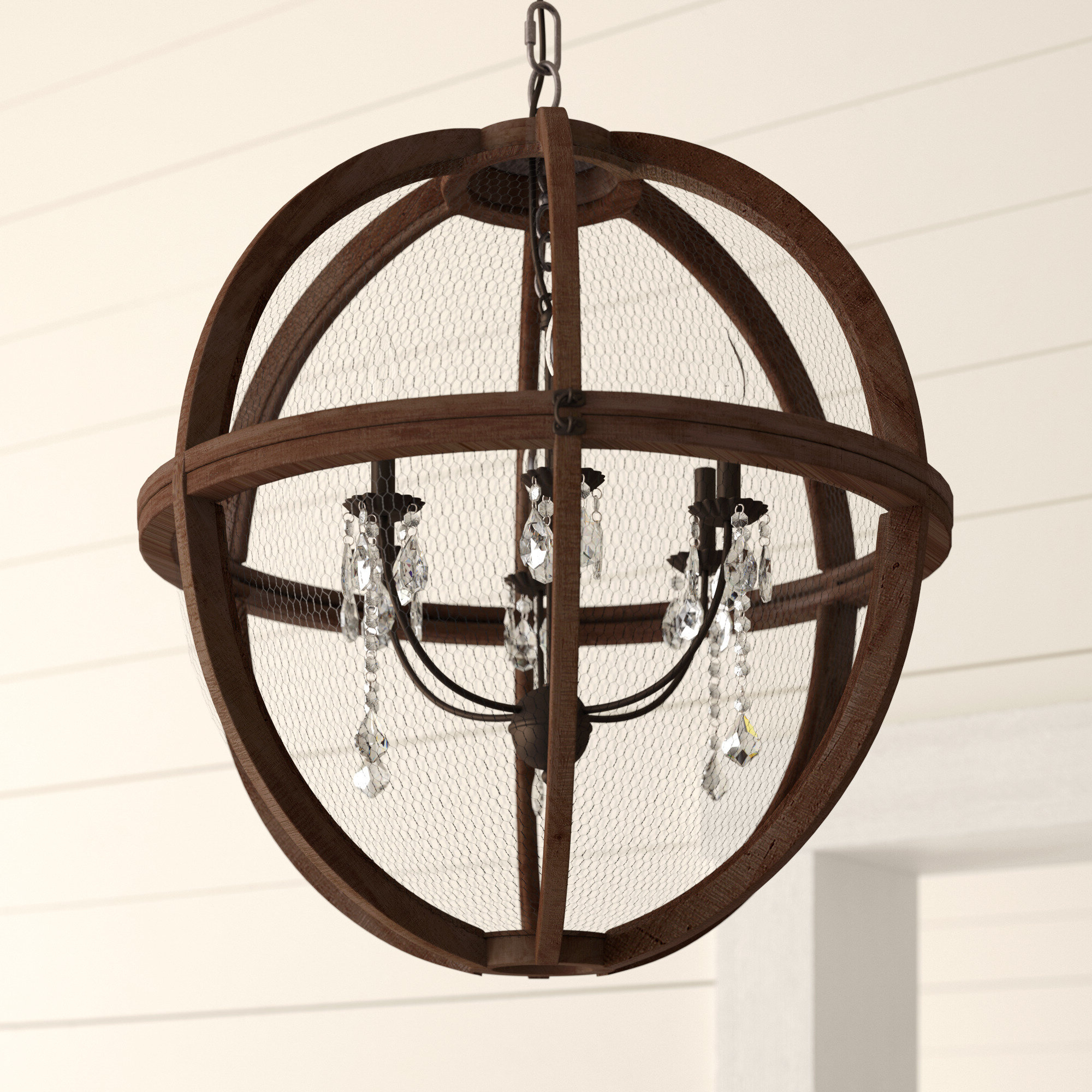 Filipe Globe Chandelier For Most Up To Date Filipe Globe Chandeliers (Gallery 1 of 20)