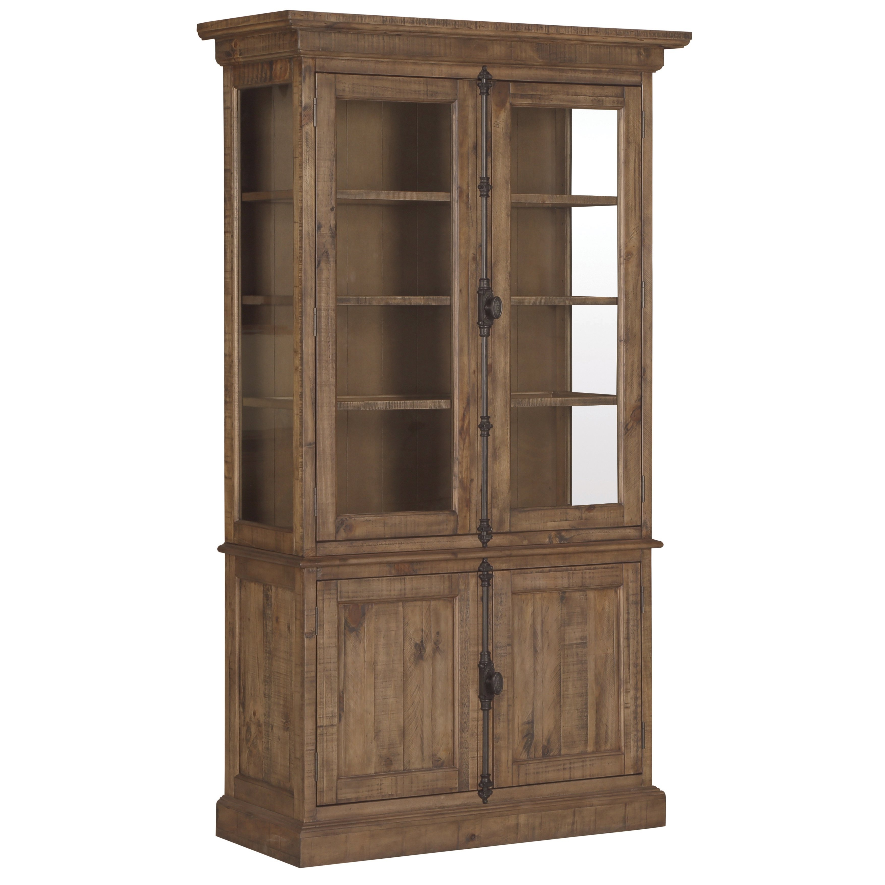Filkins Lighted China Cabinet Intended For 2020 Filkins Sideboards (Gallery 10 of 20)