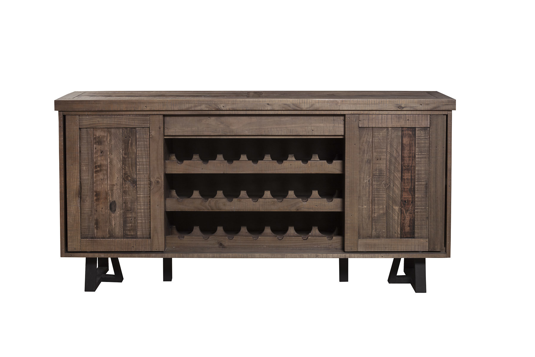 Filkins Sideboards In Most Current Modern Rustic Interiors Stephen Credenza (View 9 of 20)
