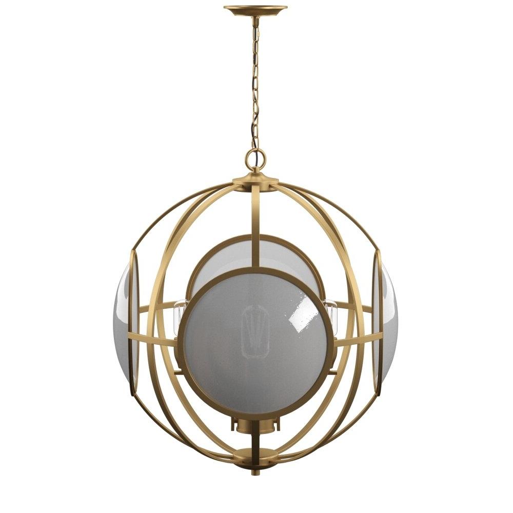 Finnick 4 Light Foyer Pendants Inside Best And Newest Alex Cove 4 Light Chandelier (View 7 of 20)