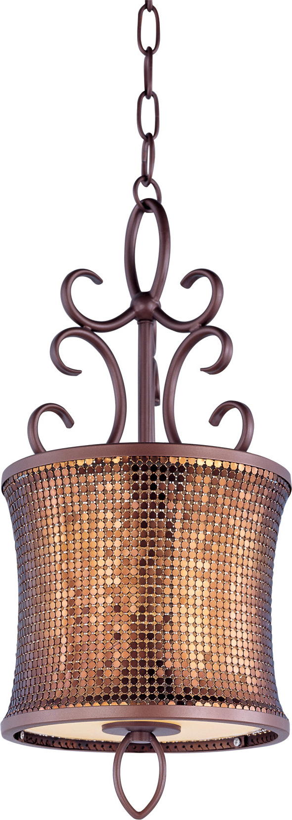 Fleur De Lis Living Willems 1 Light Single Drum Pendant Intended For Widely Used Willems 1 Light Single Drum Pendants (Gallery 1 of 20)