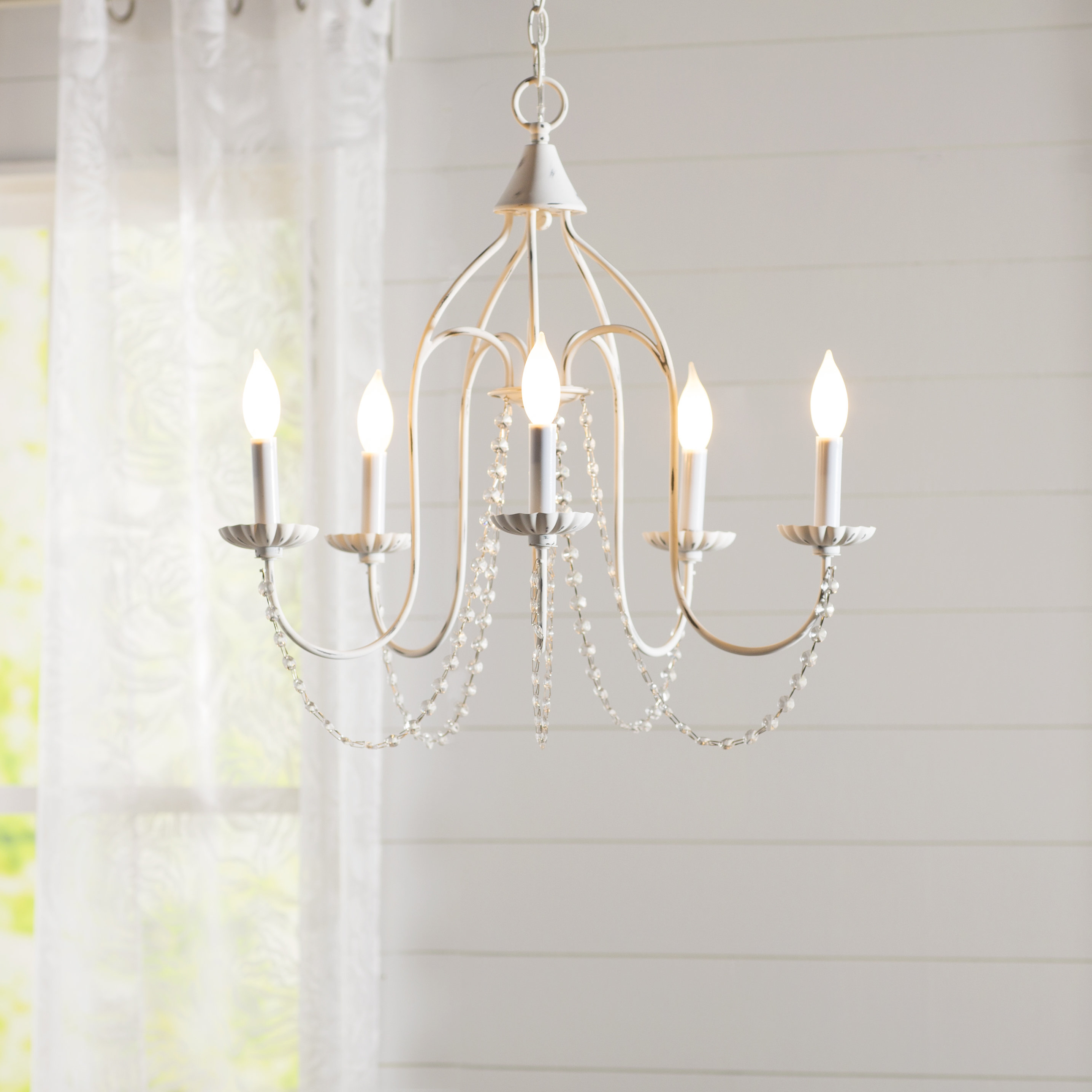 Florentina 5 Light Candle Style Chandeliers Pertaining To Latest Florentina 5 Light Candle Style Chandelier (Gallery 1 of 20)