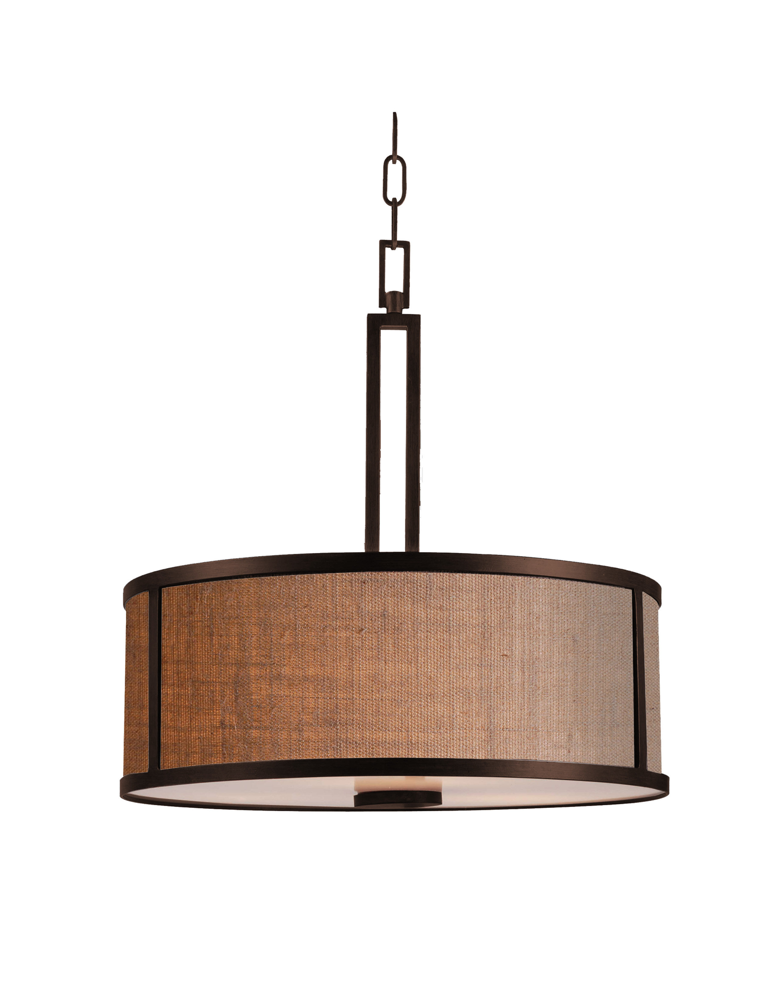 Foerer 3 Light Drum Chandelier With Regard To Recent Montes 3 Light Drum Chandeliers (View 5 of 20)