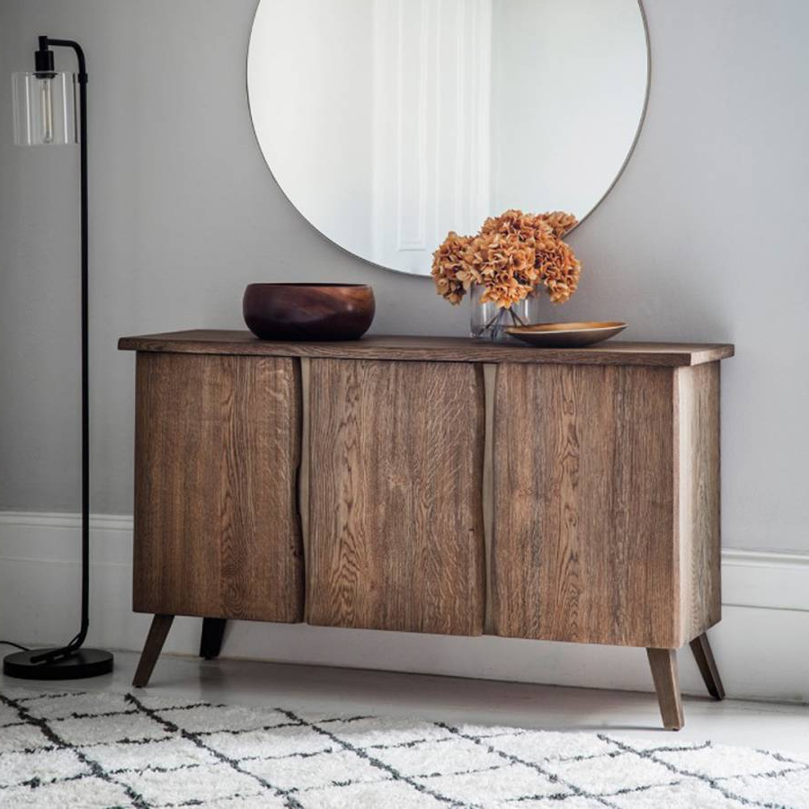 Foundry Sideboard Oak With Best And Newest Sideboards By Foundry Select (View 9 of 20)