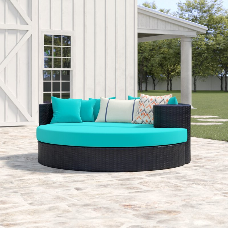 Freeport Patio Daybeds With Cushion Throughout 2020 Freeport Patio Daybed With Cushion (View 7 of 20)