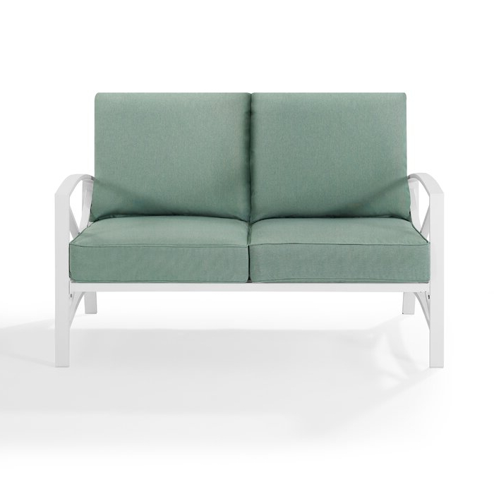 Freitag Loveseats With Cushions With Regard To 2019 Freitag Loveseat With Cushions (Gallery 9 of 20)