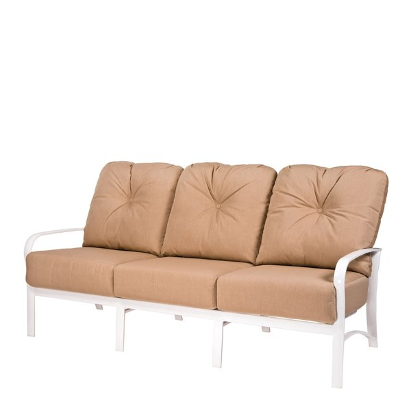 Fremont Patio Sofa With Cushions Spacial Price (View 9 of 20)
