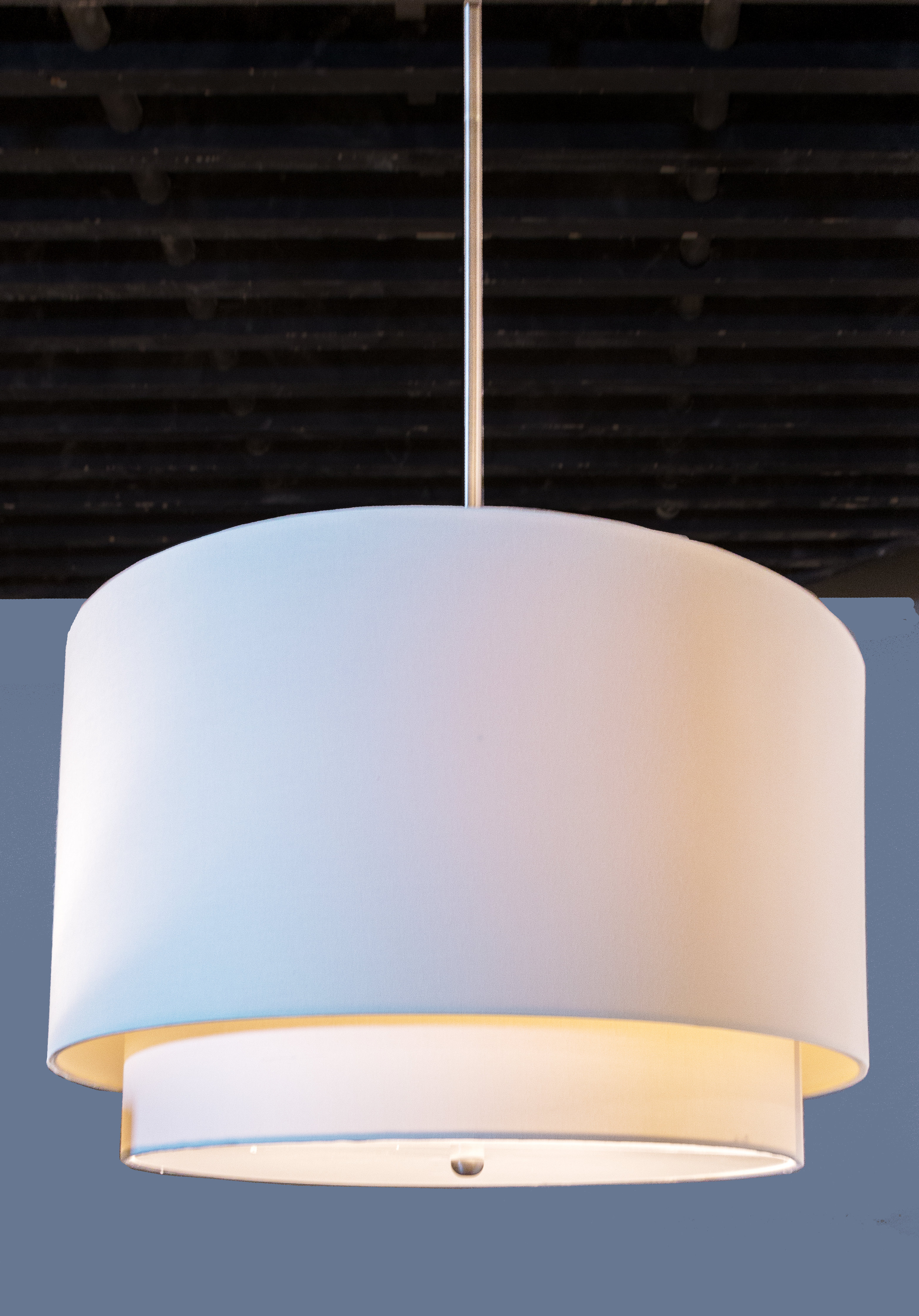 Friedland 3 Light Drum Tiered Pendant Within Popular Friedland 3 Light Drum Tiered Pendants (View 4 of 20)