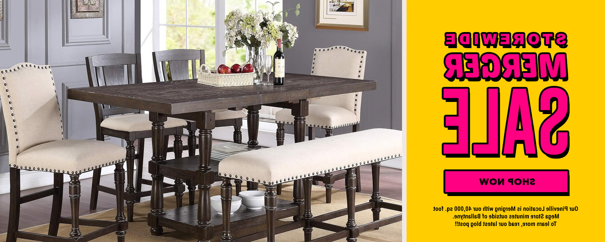 Furniture, Mattresses In Fort Mill, Charlotte And Pineville Regarding 2020 Pineville Dining Sideboards (View 5 of 20)