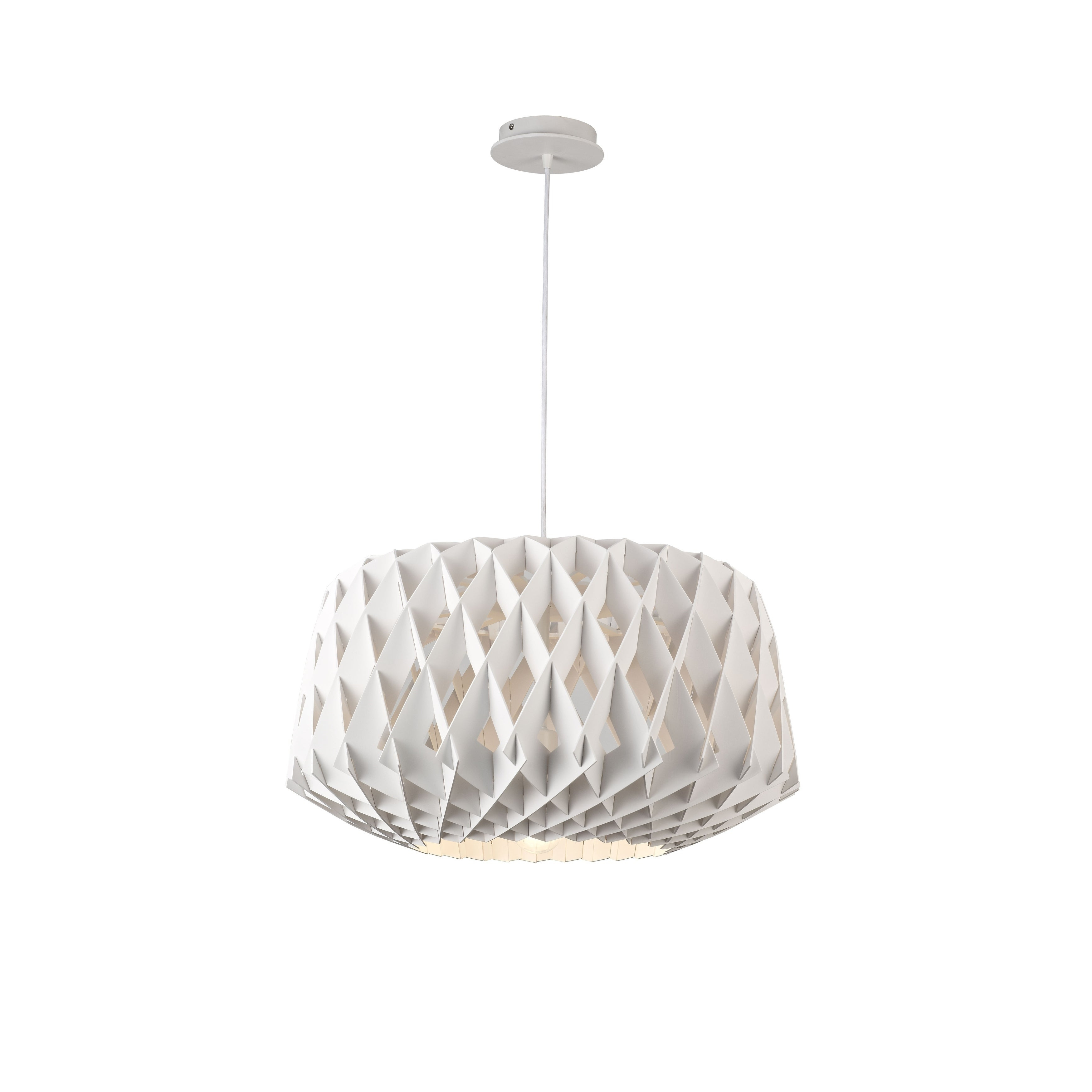 "Gabriella 3 Light Lantern Chandeliers Inside Well Known Gabriella 22"" Pendant Lamp (View 8 of 20)"