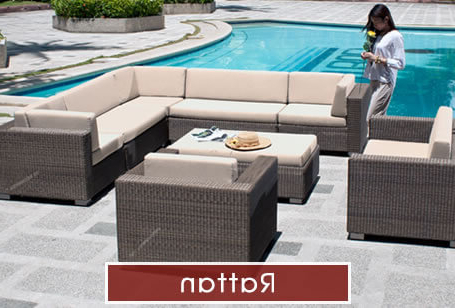 Garden Furniture Ireland – Outdoor Furniture Throughout Famous Oreland Patio Sofas With Cushions (View 5 of 20)