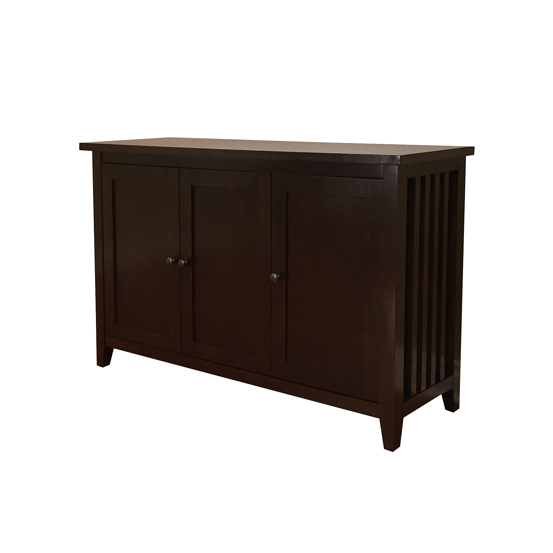 Gaudreau 3 Door Accent Cabinet With Regard To Favorite Mauldin 3 Door Sideboards (View 11 of 20)