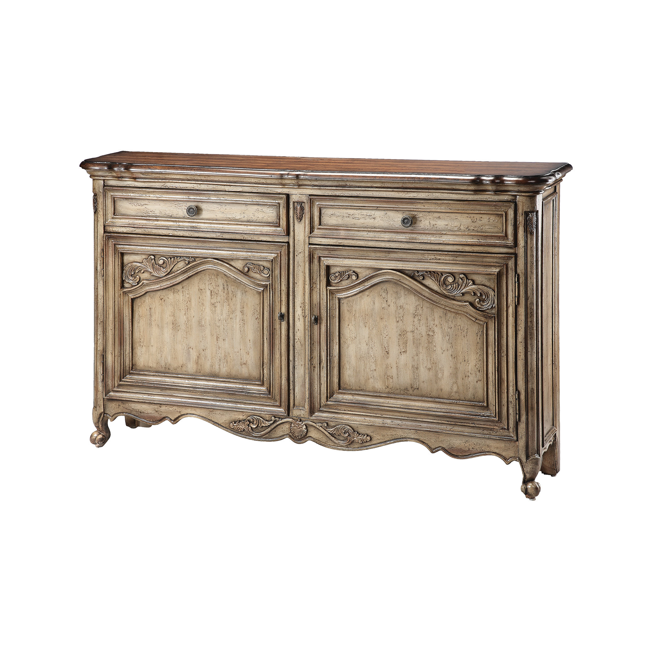Giulia 3 Drawer Credenzas Inside Well Liked Dormer Sideboard (Gallery 13 of 20)