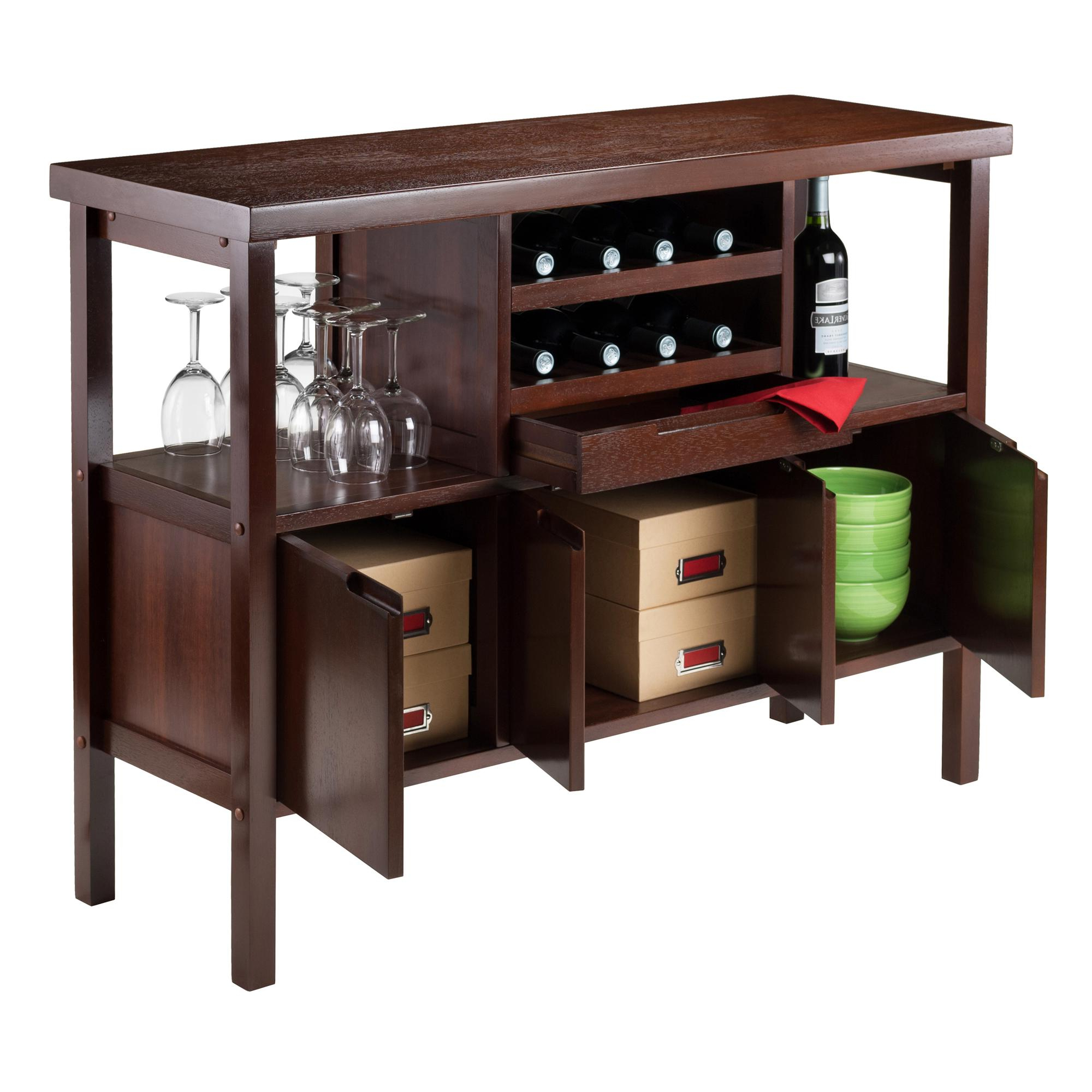 Gorgeous Small Shallow Sideboard Village Room Furniture Intended For Favorite Annecy Sideboards (View 16 of 20)