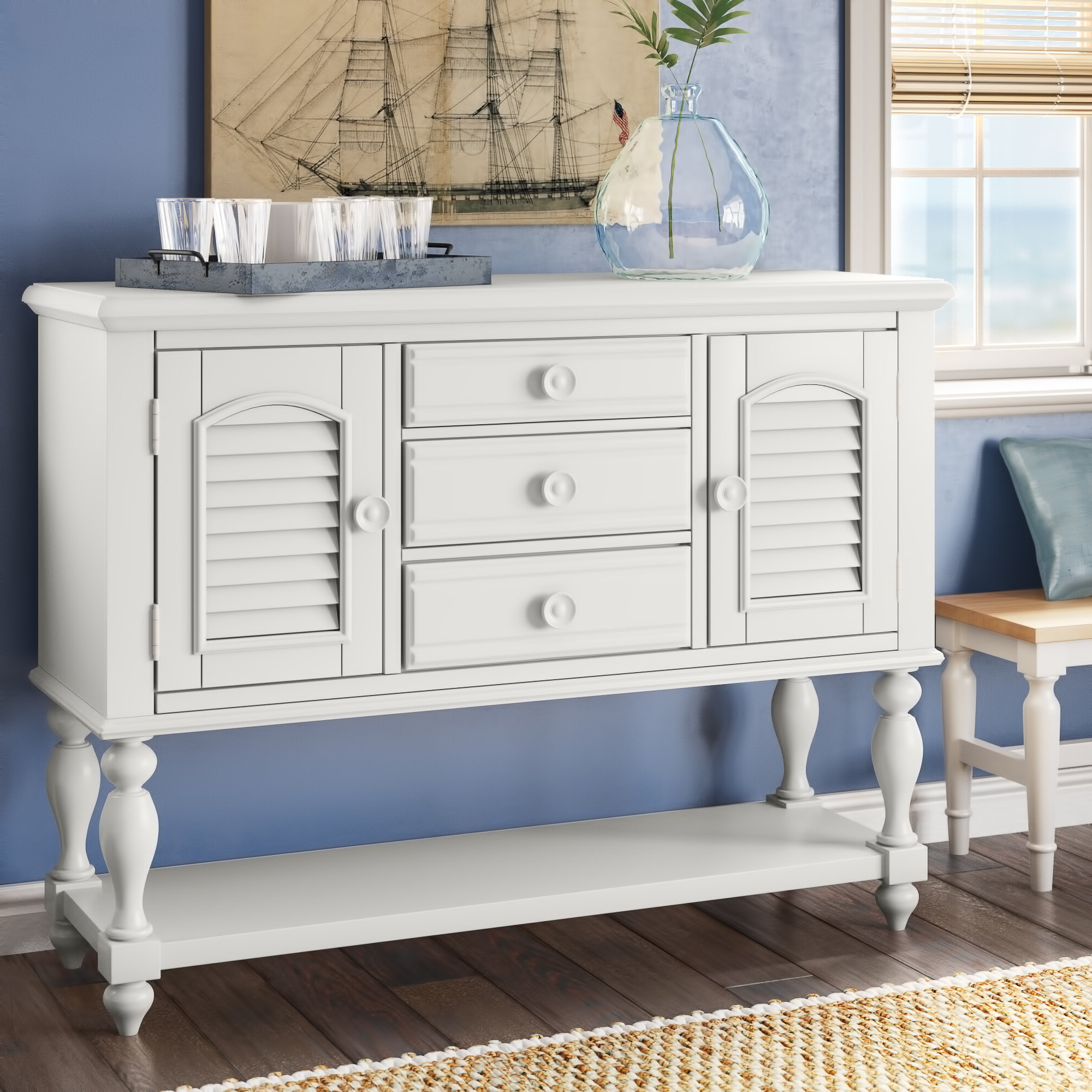 Gracehill Buffet Table With Most Recent Cambrai Sideboards (Gallery 9 of 20)