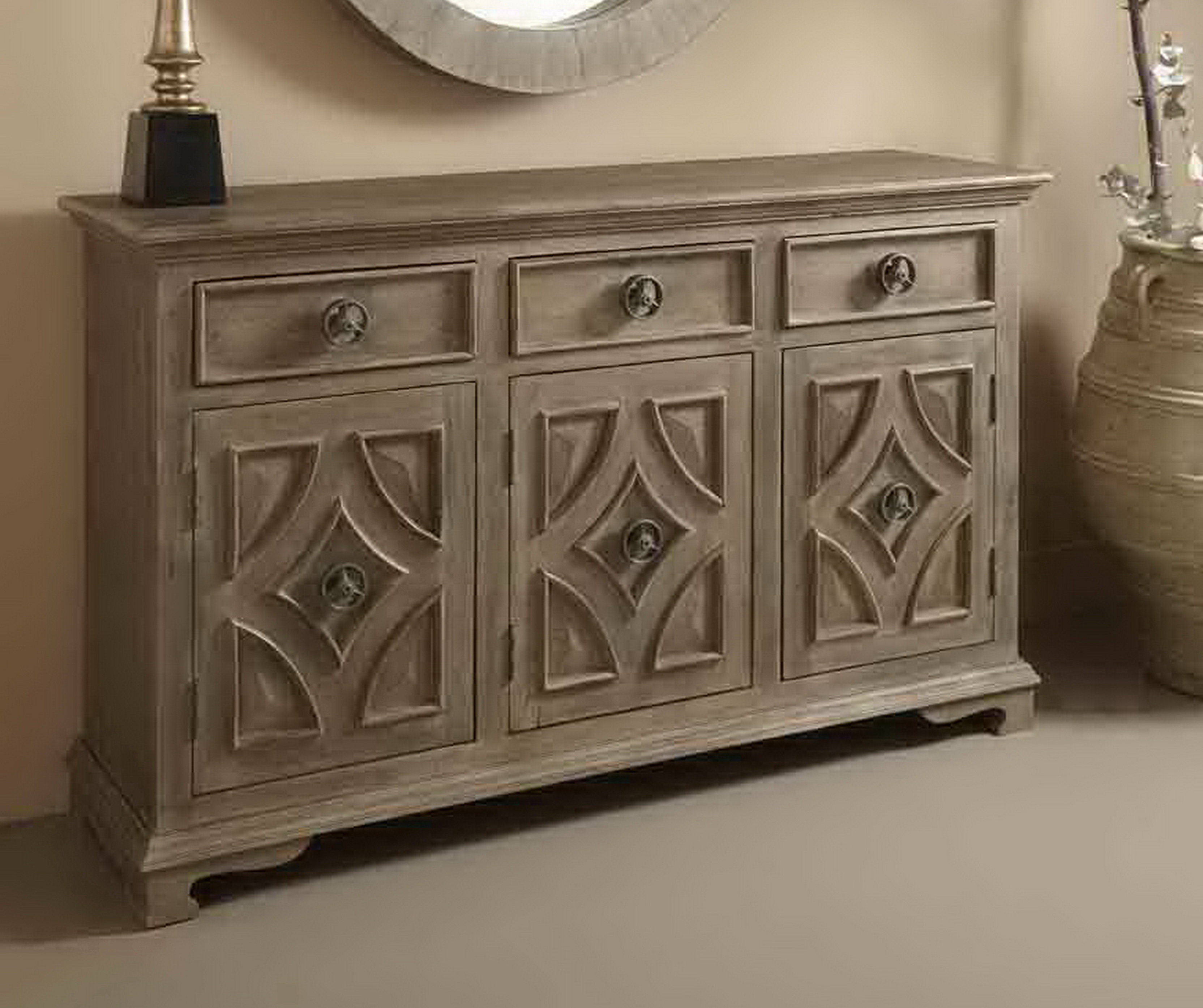 Gracie Oaks Hayter Sideboard Within Most Recently Released Phyllis Sideboards (View 7 of 20)